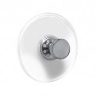 Wieszak na ręcznik śred. 6,9 cm Koziol Sevilla srebrny