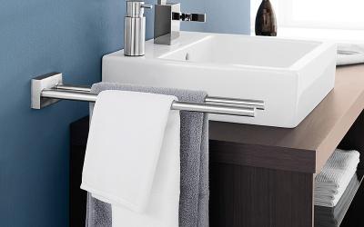 Wieszak na ręczniki do łazienki - jaki wybrać?