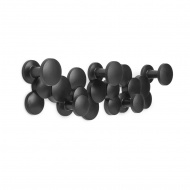 Wieszak na ubrania 48cm Bubble Umbra czarny