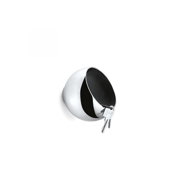 Wieszak Philippi Sphere srebrny P123150