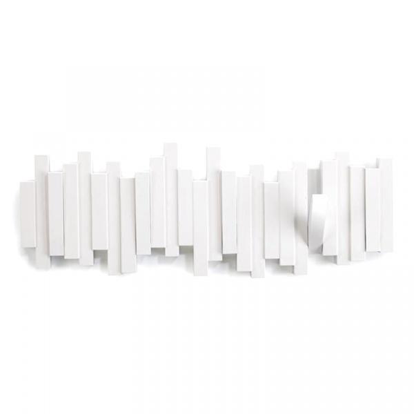 Wieszak ścienny Umbra Sticks biały 318211-660