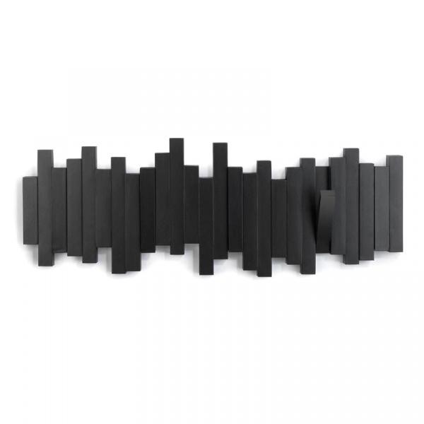 Wieszak ścienny Umbra Sticks czarny 318211-040