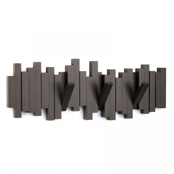 Wieszak ścienny Umbra Sticks kawa 318211-213