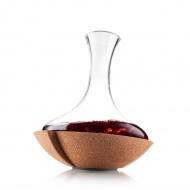 Wirująca karafka do wina Vacu Vin