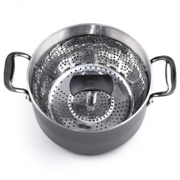Wkładka do gotowania na parze OXO Good Grips srebrna