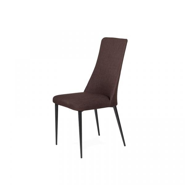Włoskie krzesło King Bath Nello brązowe EV-KA-099.BRAZOWY