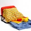 Worek - plecaczek Iris muffin 9927-TM