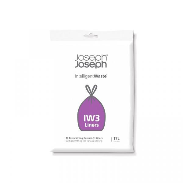 Worki na śmieci 17 L Joseph Joseph IW 20 szt. 30026