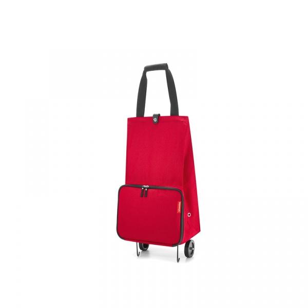 Wózek Reisenthel Foldabletrolley red HK3004