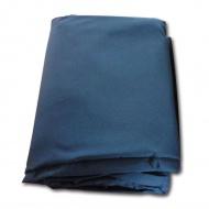 Wymienna osłona na altanę z niebieskiego płótna