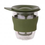 Zaparzacz do herbaty 200 ml Hario zielony