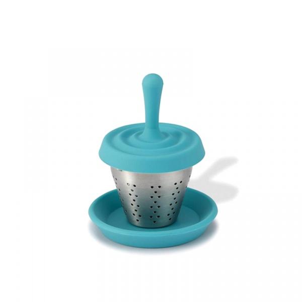 Zaparzacz do herbaty PO: niebieski 06763