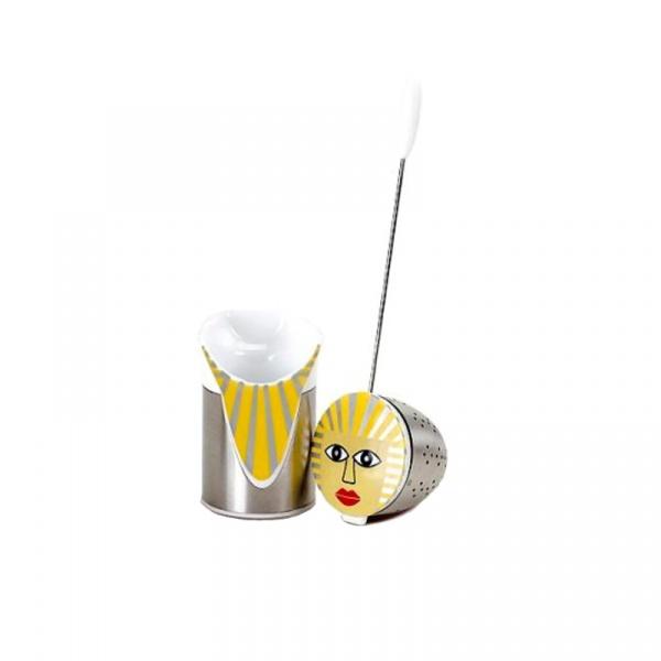 Zaparzaczka do herbaty AdHoc Sunny A-TE62