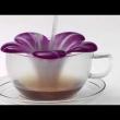 Zaparzaczka do herbaty Koziol Audrey czerwona KZ-3231590