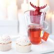 Zaprzaczka do herbaty Koziol Rudolf antracytowa KZ-3233540