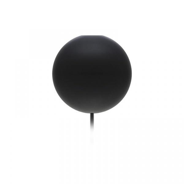 Zawieszenie do lamp Cannonball Vita Copenhagen Design czarny oplot VCD-04032