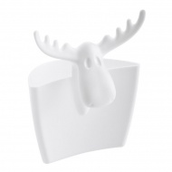 Zawieszka na kubek Koziol Rudolf biała