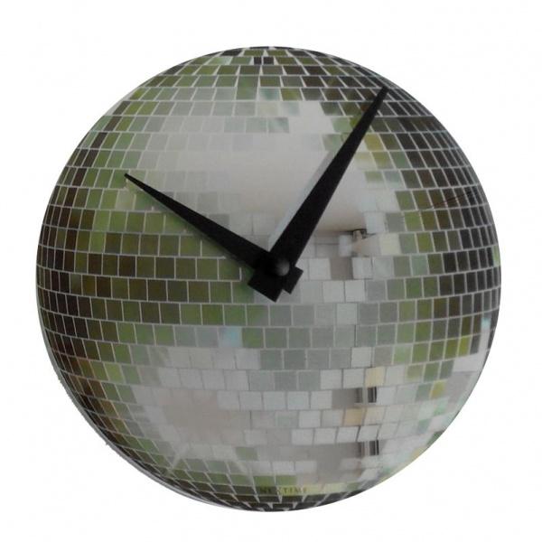 Zegar 20 cm Nextime Disco 5172