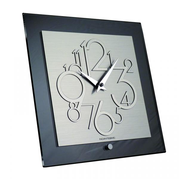 Zegar ścienno-stołowy Incantesimo Design Metropolis 117 MS