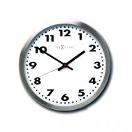 Zegar ścienny 26 cm NEXTIME Arabic