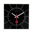 Zegar ścienny 35 cm NeXtime Stazione czarny 8636ZW
