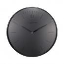 Zegar ścienny 40 cm Nextime Glamour czarny
