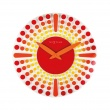 Zegar ścienny 43 cm NeXtime Dreamtime 8182RO