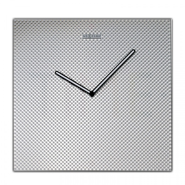 Zegar ścienny 43 cm Nextime Mystery Time 8165