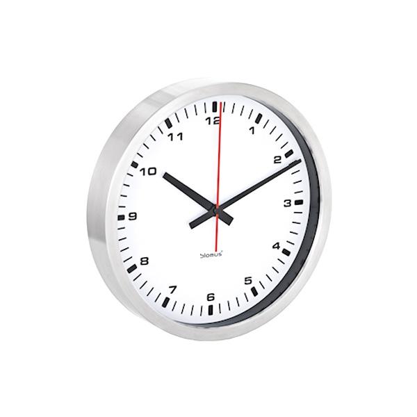 Zegar ścienny Blomus ERA 24 cm biały 63209