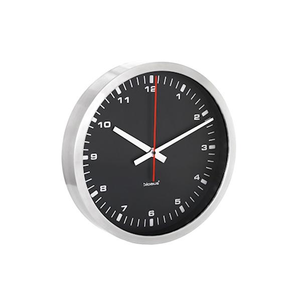 Zegar ścienny Blomus ERA 24 cm czarny 63212