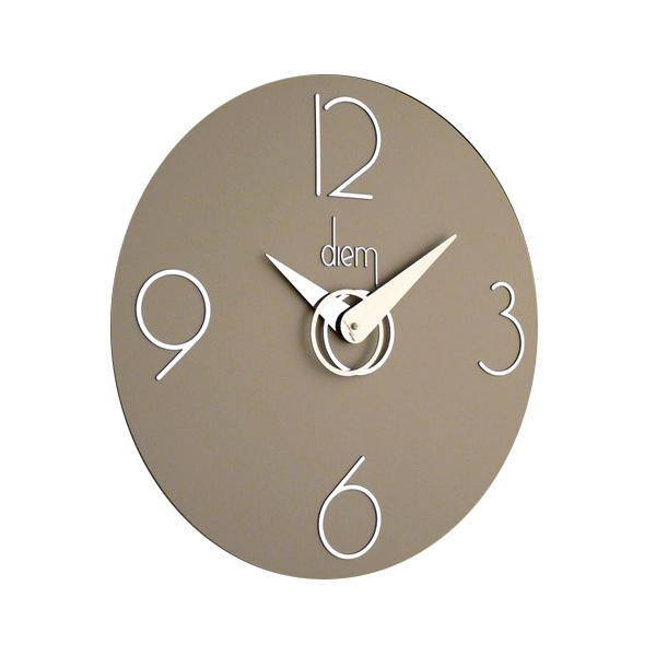 Zegar ścienny Incantesimo Design Diem 501 GR