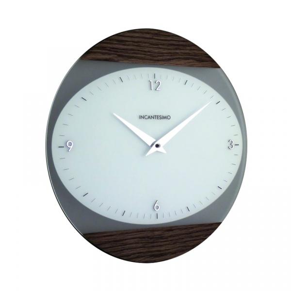 Zegar ścienny Incantesimo Design Logical wenge 026 W