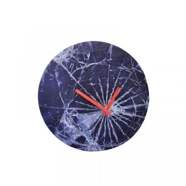 Zegar ścienny Nextime Crash 8147
