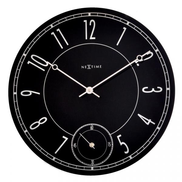 Zegar ścienny Nextime Leitbring 8144