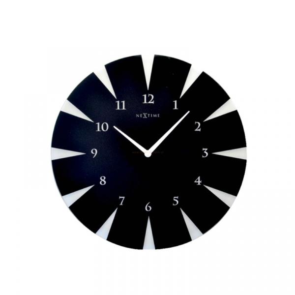 Zegar ścienny Nextime Point 8150
