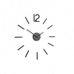 Zegar ścienny Umbra Blink czarny