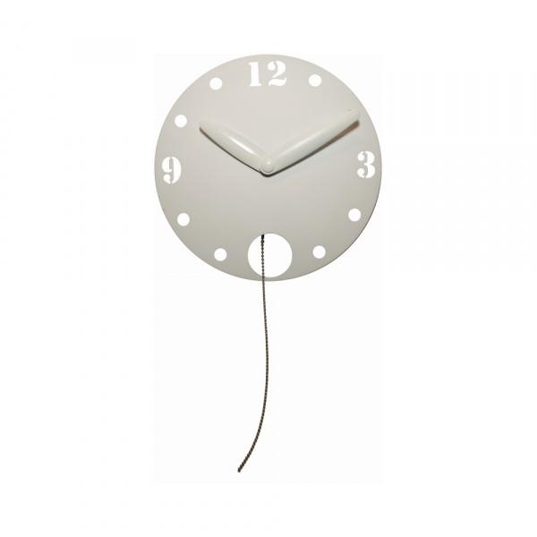 Zegar ścienny wahadłowy NeXtime Waggle 3102