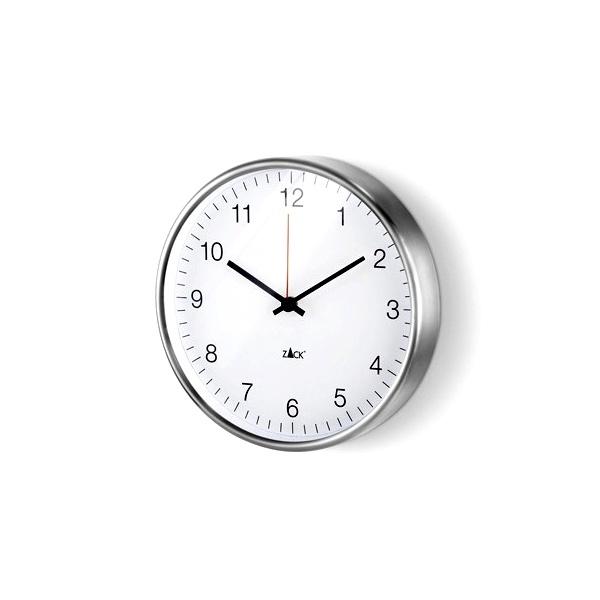 Zegar ścienny Zack Palla biały ZACK-60025