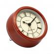 Zegar stojący 11 cm Nextime Amsterdam czerwony 5199RO
