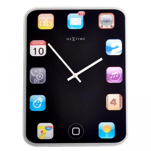 Zegar stołowy Nextime Mini Wall Pad 5181