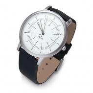 Zegarek na rękę biały  4,5 cm