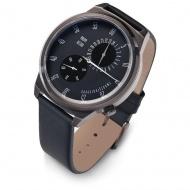 Zegarek na rękę czarny  4,5 cm
