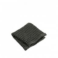 Zestaw 2 ręczników 30x30cm Blomus CARO ciemnozielony