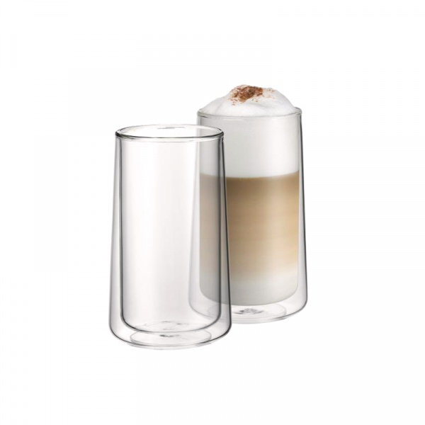 Zestaw 2 szklanek do latte 13 cm WMF Coffee Time 0932482000