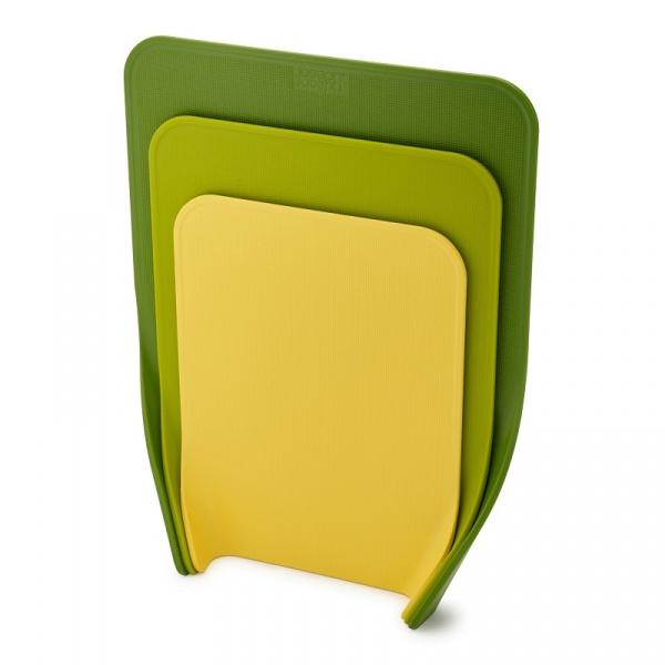 Zestaw 3 desek do krojenia Joseph Joseph Nest™ zielone 60121