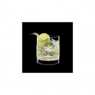 Zestaw 6 szklanek do whisky 380 ml Aura - Luigi Bormioli