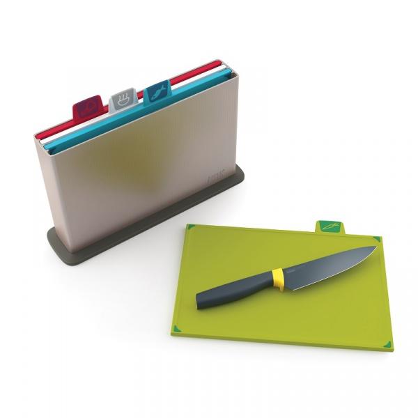 Zestaw desek Joseph Joseph Index + nóż szefa GRATIS 98264
