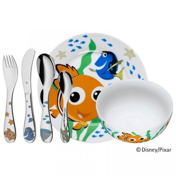 Zestaw dla dzieci Nemo WMF 6 el. 1281859964