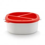 Zestaw do czekoladowego fondue 7 elem. Lekue Native