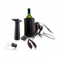 Zestaw do podawania wina dla profesjonalistów Vacu Vin 7 elementów